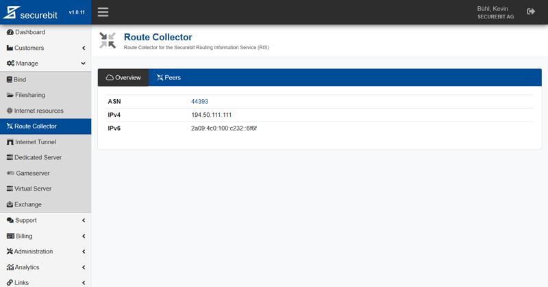 Securebit Virtual Server